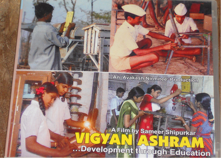 Vigyan Ashram Development through Education