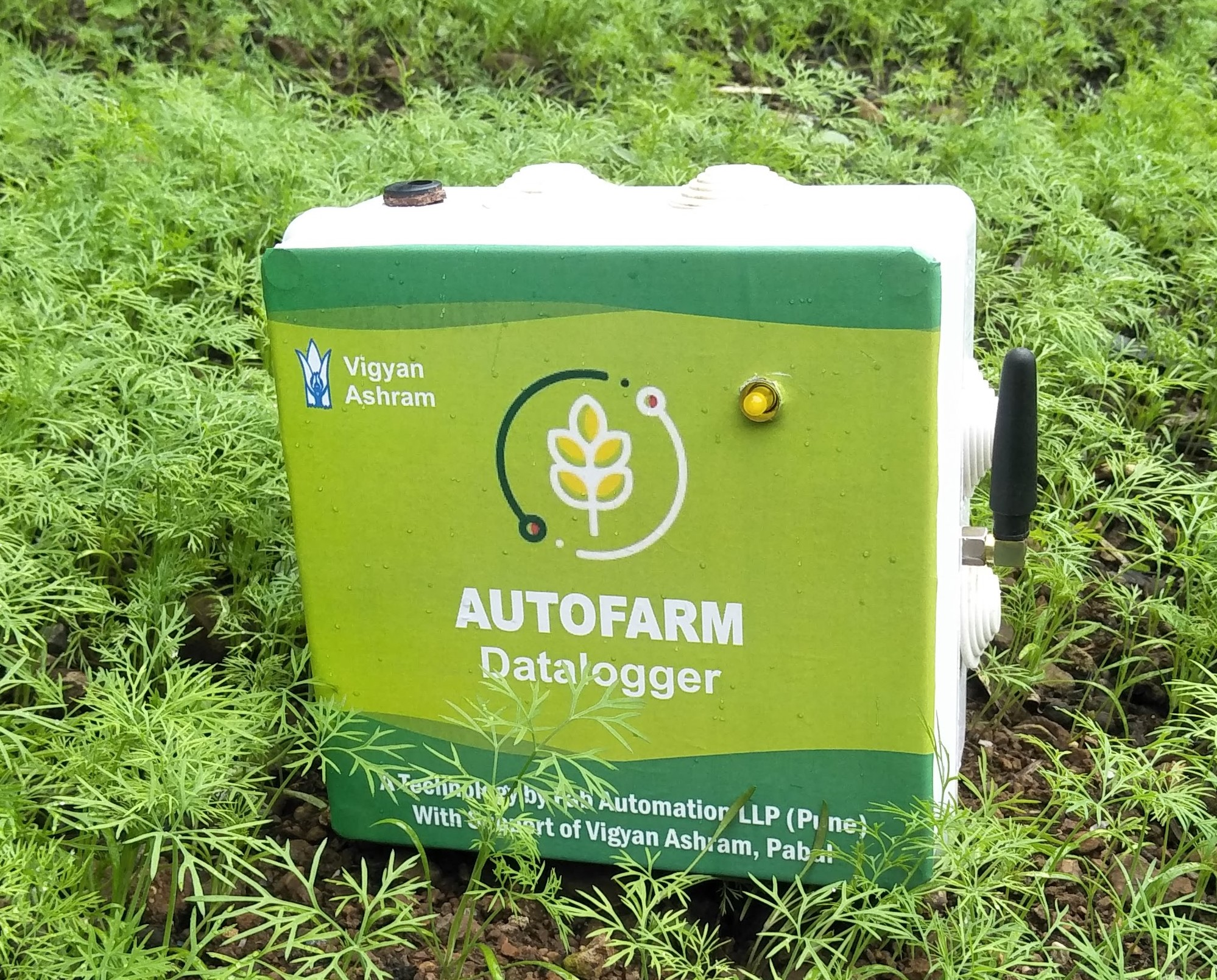Agriculture Automation System (AUTO FARM)
